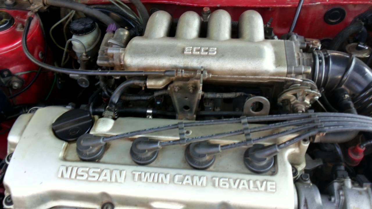 Nissan nx 93 99000 youtube for Nissan motor acceptance login