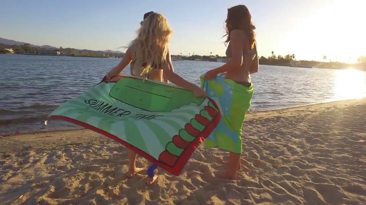 Beachtech Towel More Than Just A Charming Beach