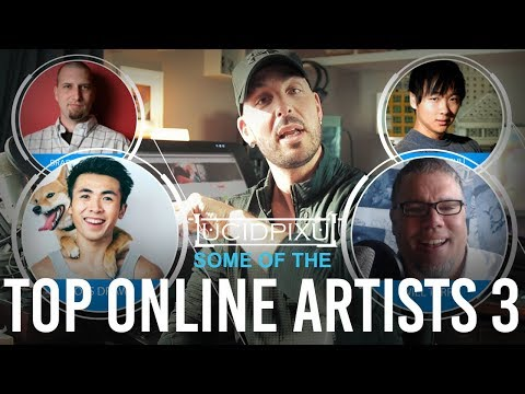 Some Of The TOP ARTISTS ONLINE You Need To Follow P3 - BTS Episode 05
