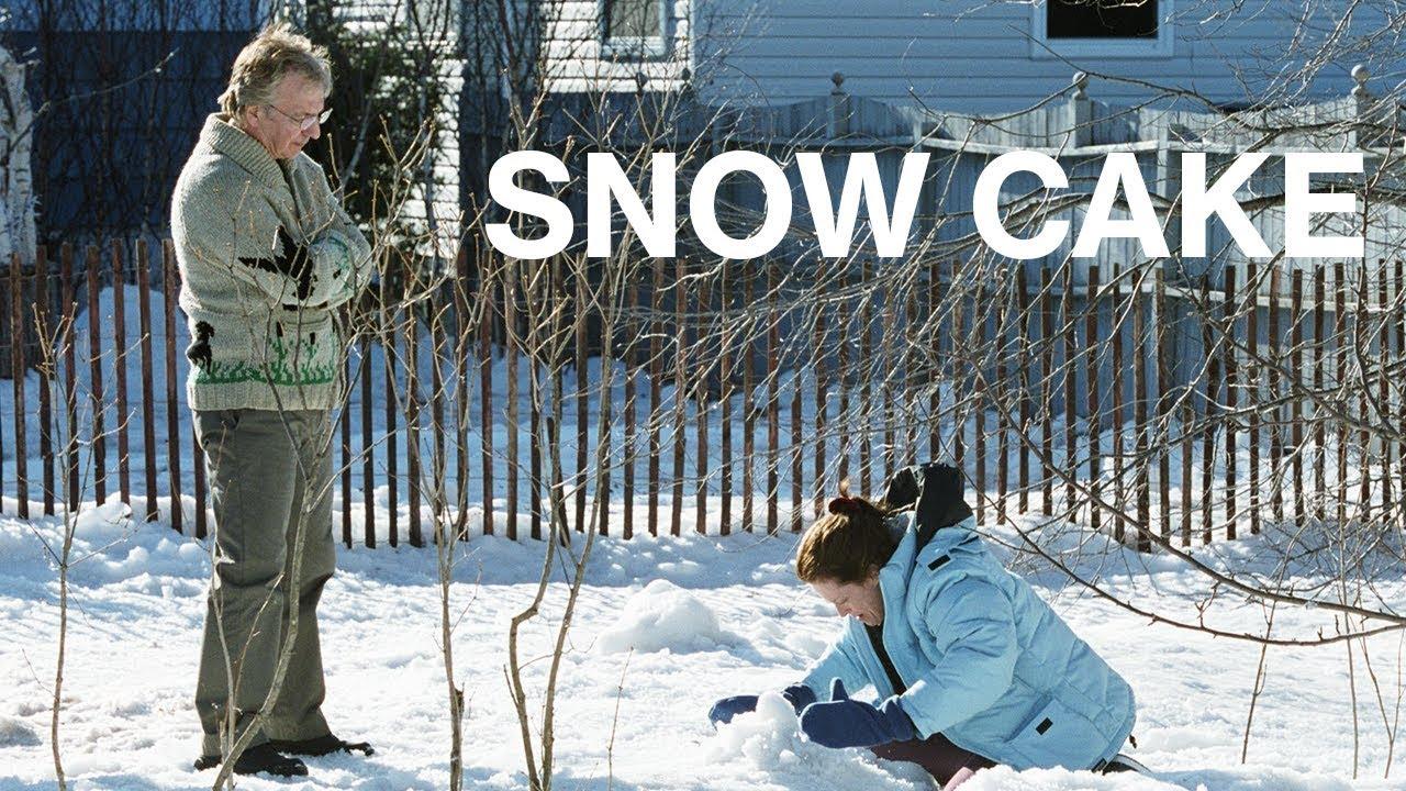 SNOW CAKE avec Sigourney Weaver et Alan Rickman - Bande annonce (VOST) Drame