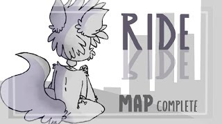 Ride   MAP 【 COMPLETE 】