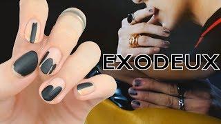 EXO Kai & Sehun Nail Art   #EXODEUX