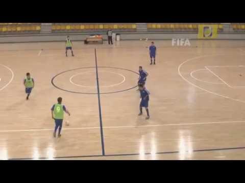 Formasi Futsal Attack 1 2 1 Youtube
