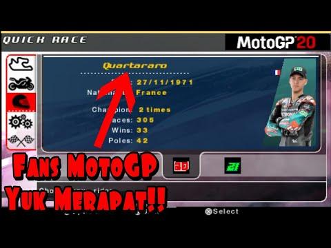 Download SBK 09 Mod MotoGP 2020 Mod Nama Riders Asli 2020 - SBK09 Indonesia