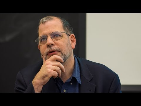 """Why hasn't economic progress lowered work hours more?"" Tyler Cowen, Hayek Lecture Series"