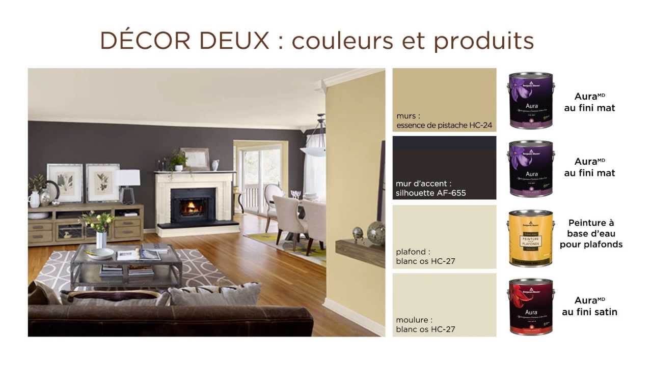 benjamin moore salon tendance 2013 youtube. Black Bedroom Furniture Sets. Home Design Ideas