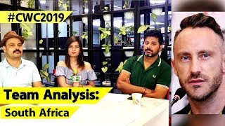 WORLD CUP TEAM ANALYSIS SOUTH AFRICA: कया 'Chokers'में है Champions बनने का दम?