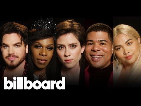 Pride Roundtable: Adam Lambert, Hayley Kiyoko, Tegan Quin, ILoveMakonnen & Big Freedia | Billboard