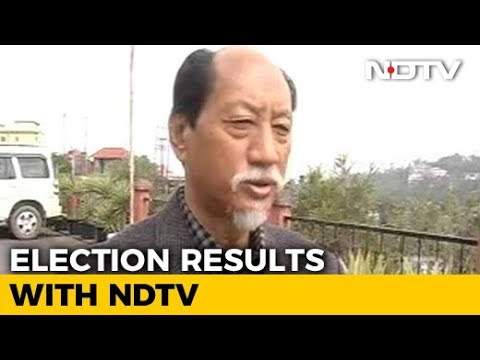 NDPP-BJP Alliance Will Form The Government In Nagaland, Says Neiphiu Rio
