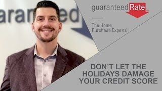 Manny Gomes's Mortgage Video Blog | Keep Your Credit Score Up During the Holiday Season