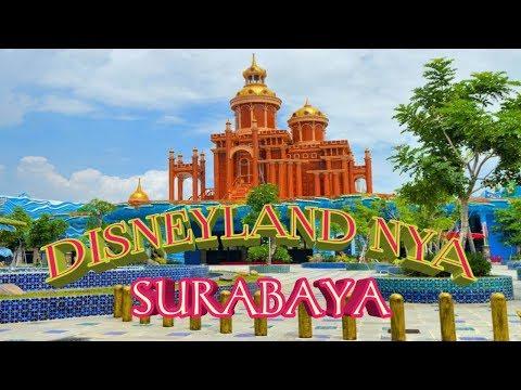 jelajahi-atlantis-land-surabaya-  -seruuu....!!!!-  -travelling-vlog