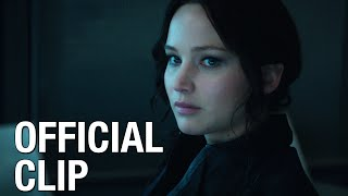 The Hunger Games: Mockingjay Part 1 (Jennifer Lawrence) – Official Third Clip