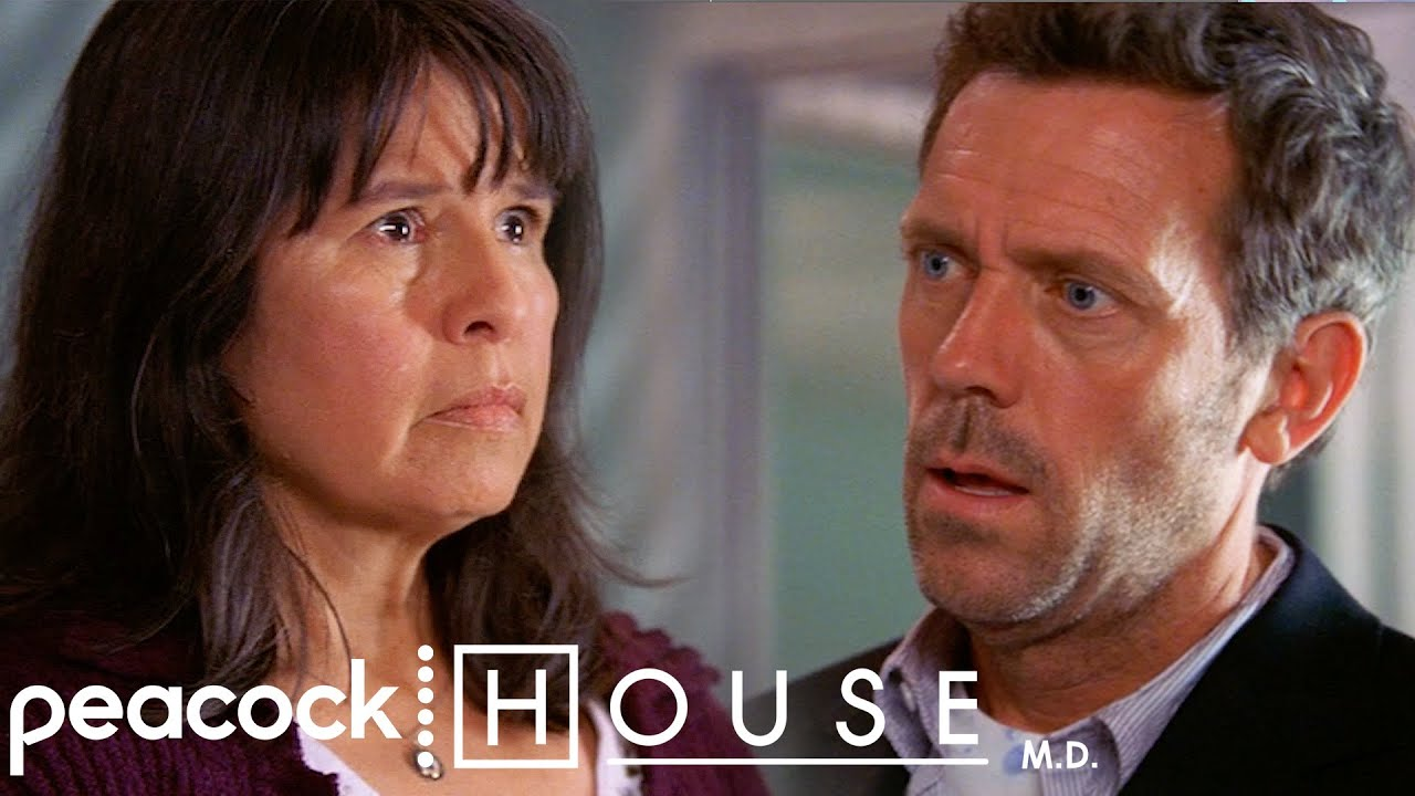 House Speaks Perfect Spanish | House M.D.