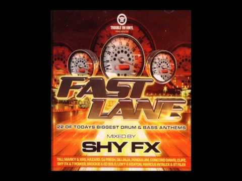 Shy FX Fast Lane 2004