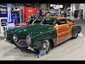 Studebaker Woody Fastback: SEMA 2013 Slideshow
