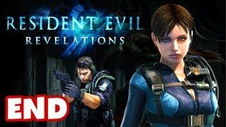 Resident Evil Revelations - Gameplay Walkthrough Part 22 - Ending Boss Fight! (3DS, PS3, XBox 360)