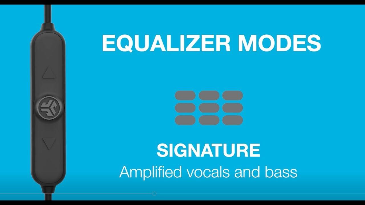 Custom EQ3 Sound by JLab Audio