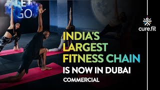 Cult, India's largest fitness chain is now in Dubai!