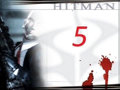 Hitman Codename 47 прохождение серия 5 (Скажи привет моему маленькому другу)