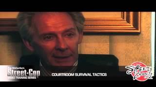COURTROOM SURVIVAL TACTICS Video