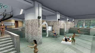Sneak preview van het nieuwe zwembad op RCN de Schotsman