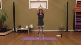 """Yi-Yoga mit Manuela 1 """"Durch alle Ebenen"""""""