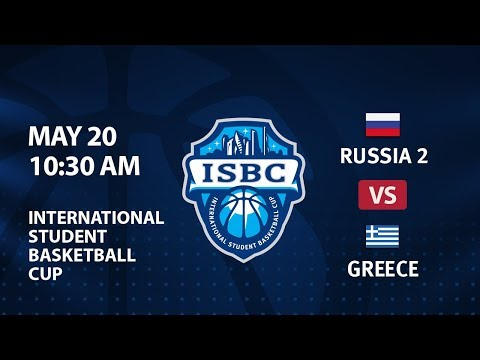 Russia 2 vs Greece. ISBC, Group Stage