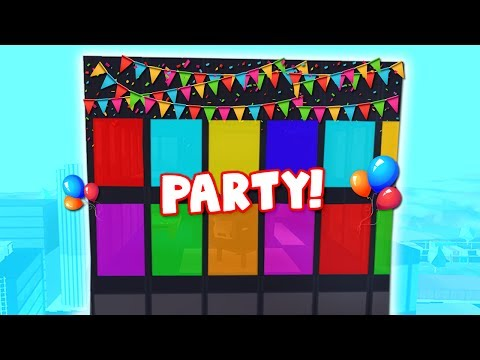 THROWING A HUGE PARTY IN ROBLOX JAILBREAK (New Jailbreak Update)