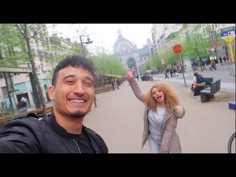 FOOD HOTSPOTS IN ROTTERDAM -  VLOG 112
