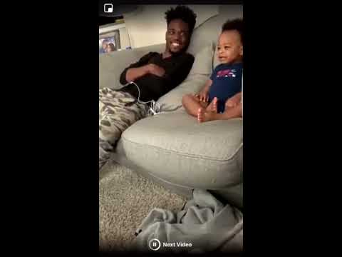 Dinero - Youngest TV critic EVER!  Watch him converse with his Daddy!!!