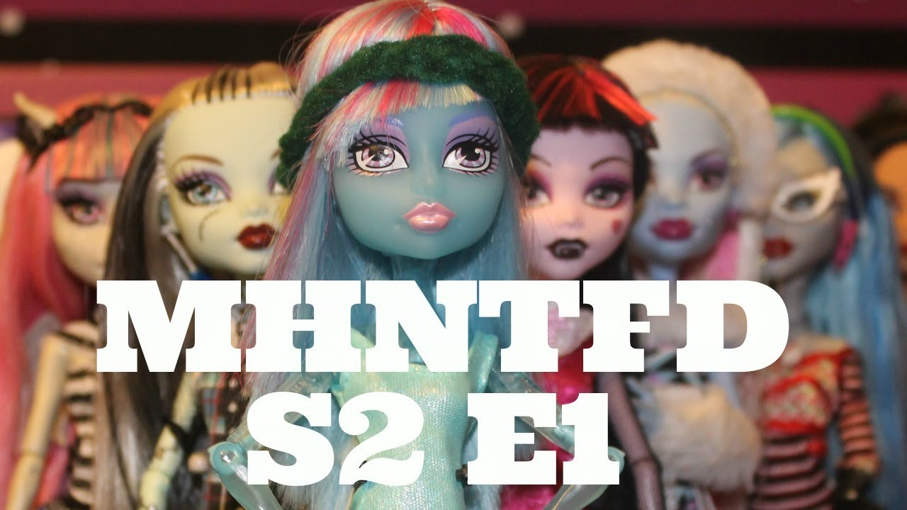 Monster High Next Top Fashion Designer Season 2 Ep 1 Youtube