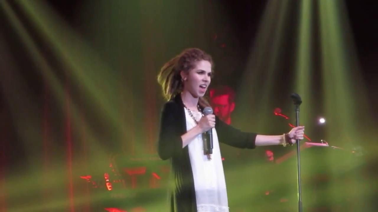 Ma gueule (Johnny Hallyday) - Héloïse Yelle - Festival de la chanson de Saint-Ambroise 2017