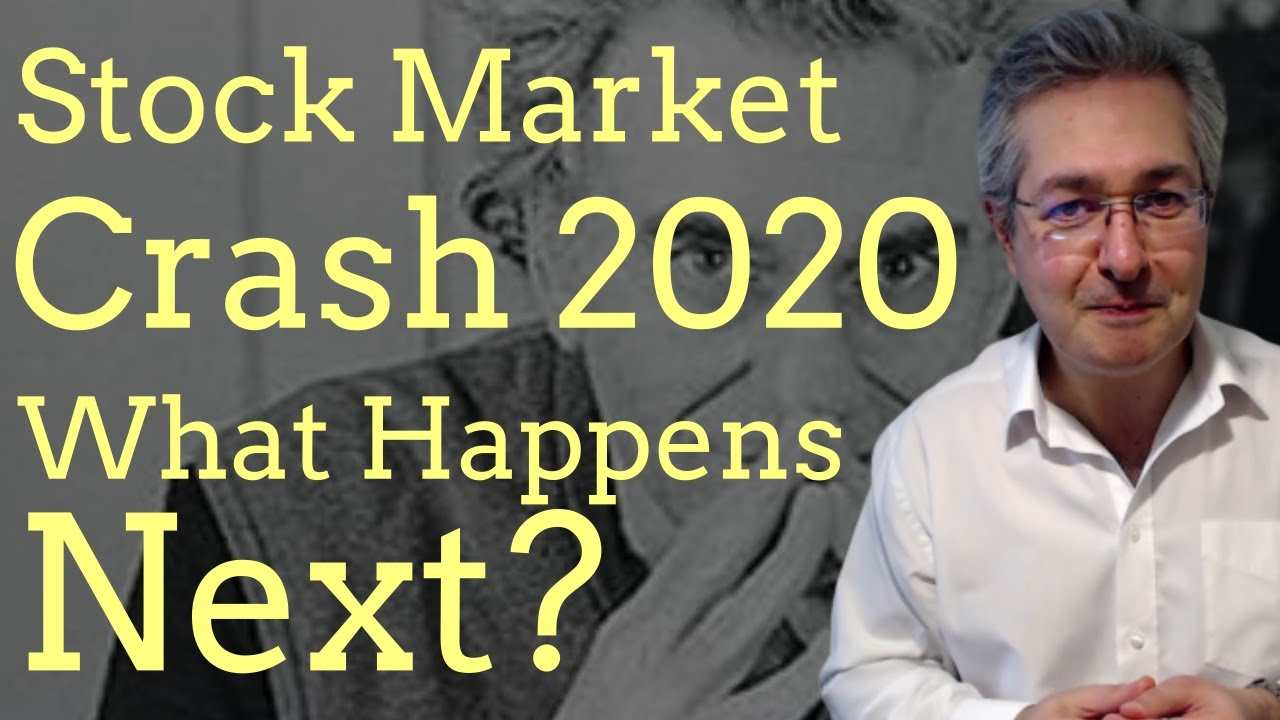 Stock Market Crash 2020 - What Happens Next?
