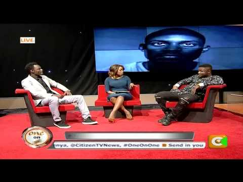 One on One with Maurice Kirya and Skales
