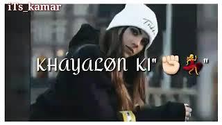 Mere khwab mere khayalon ki Rani   romantic WhatsApp status      Tiktok ringtone   ITskamar  you tu