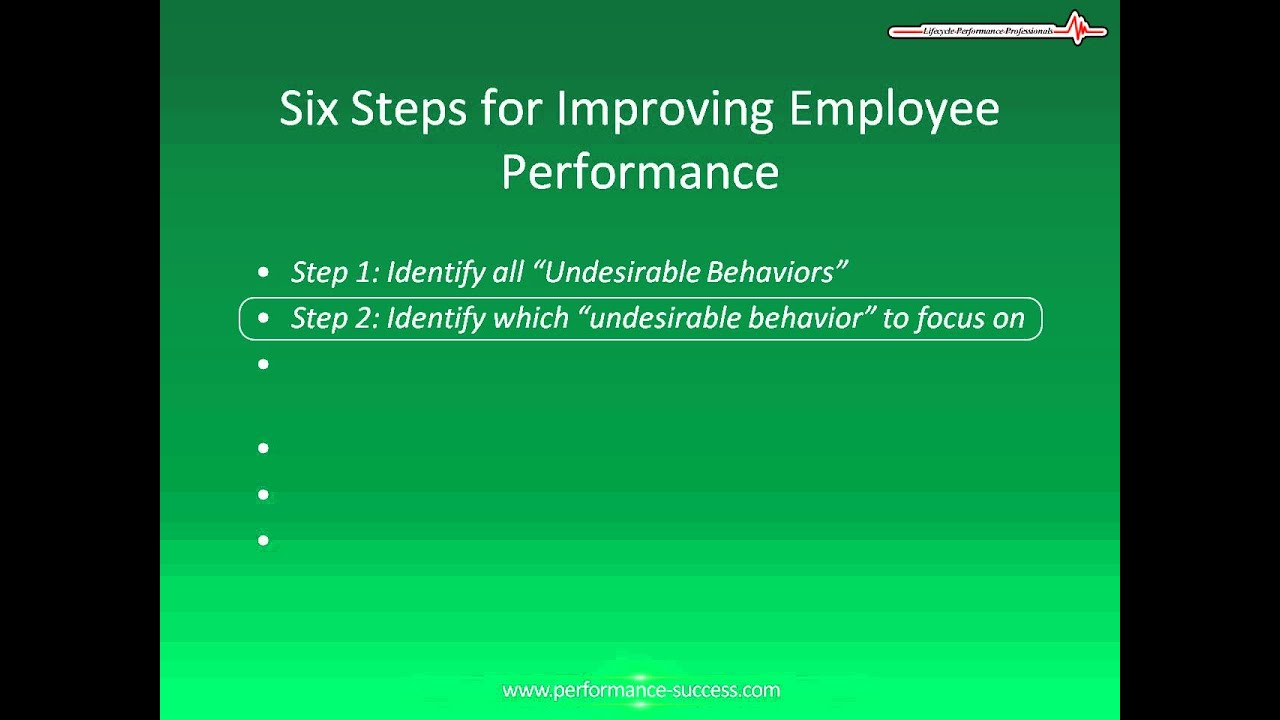 how to measure employees performance essay In order to obtain accurate and valid performance appraisals, appraisals measures should be tailored to the  role of performance appraisal system on employees.