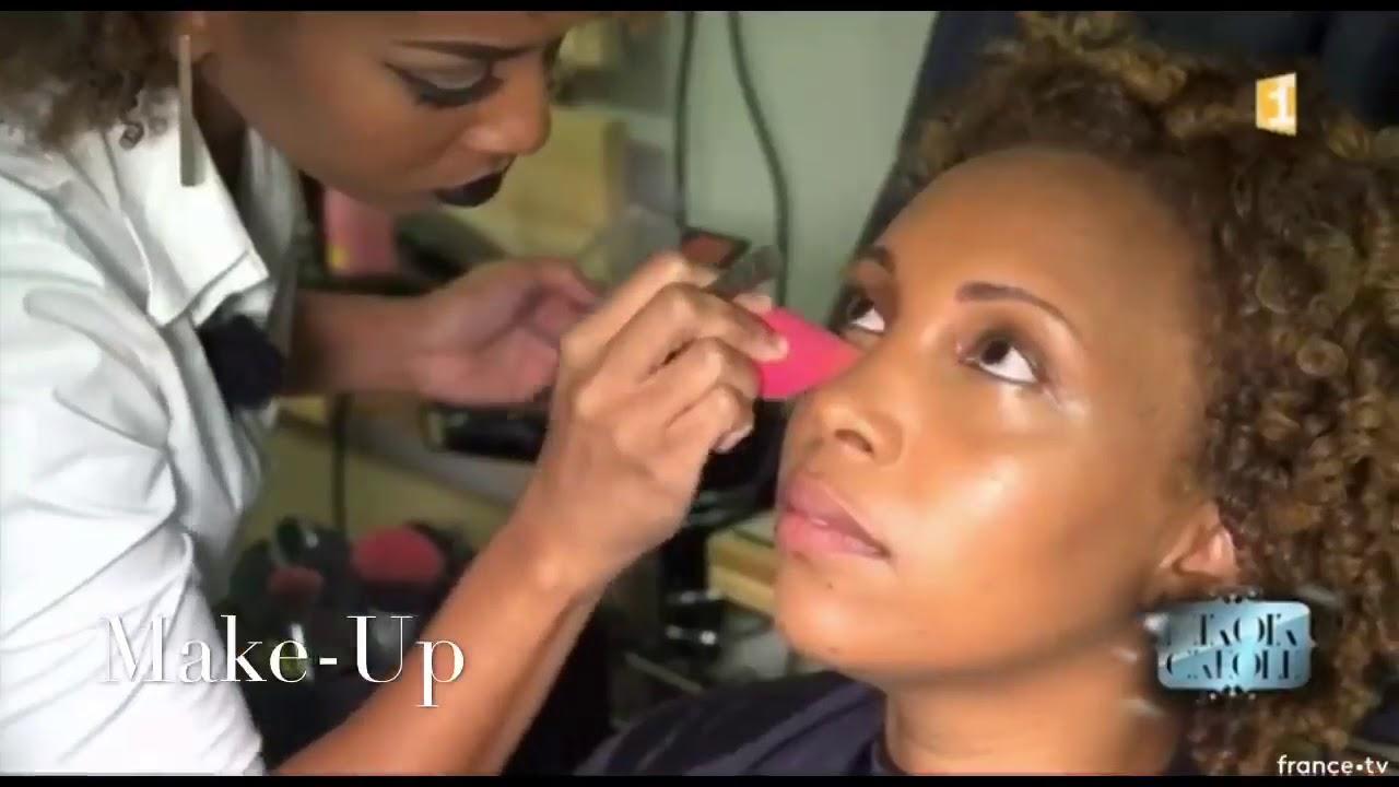 Bien-aimé Relooking complet : La beauté d'une femme noire ! - YouTube ZT46