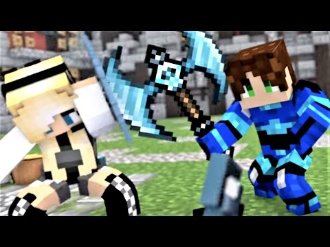 "Minecraft Song 1 Hour Version ""We Be Teaming"" Castle Raid 2 - Top Minecraft Songs"