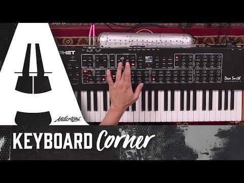 The Mighty Dave Smith Prophet Rev2 - Keyboard Corner