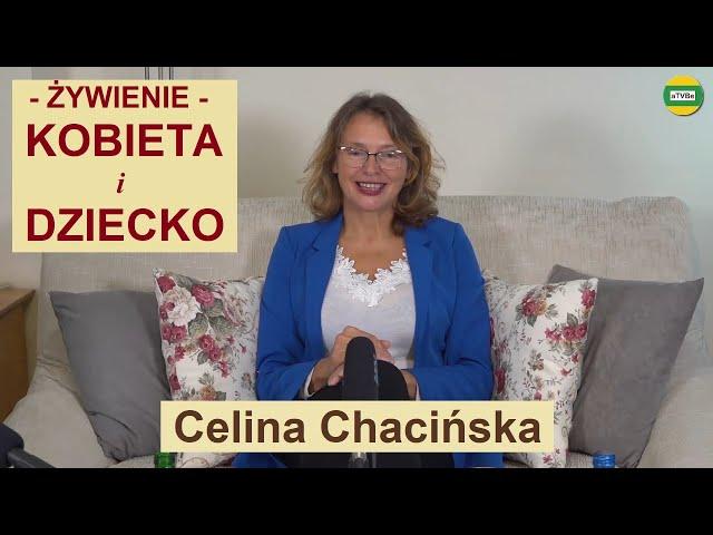 UNIKAJ BŁEDÓW ŻYWIENIOWYCH cz.5 Celina Chacińska STUDIO 2021