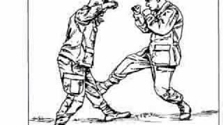 Military Hand to Hand combat training 7