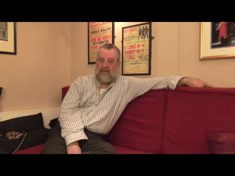 Michael Harding talks about The Bull McCabe