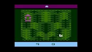Spaceship death bug - Atari 2600 - E.T. the Extra-Terrestrial (video game)