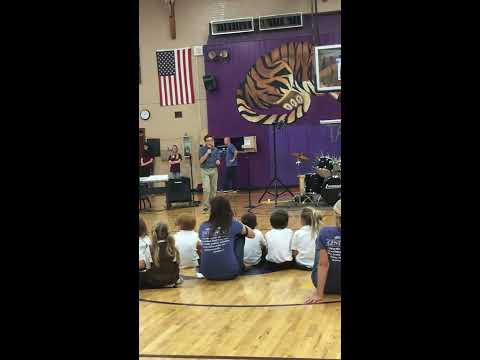 Wylie Cathedral Carmel School Talent Show 2017