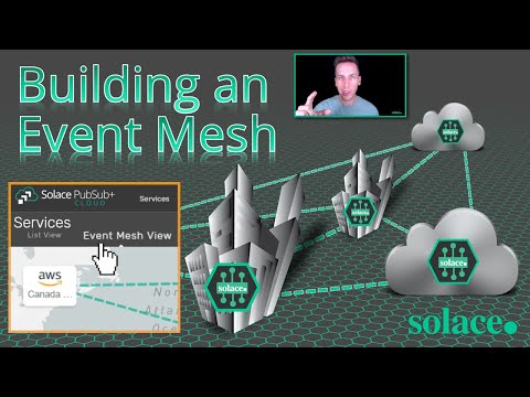 How to Build an Event Mesh with Solace PubSub+