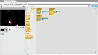 Scratch Tutorial #1: Making your first game (Galaga)