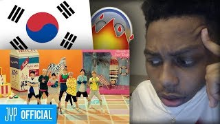 FIRST REACTION To GOT7 Ft. Just Right(딱 좋아), If You Do(니가 하면), Never Ever, A & Hard Carry(하드캐리) M/V
