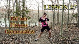 Rit'am Fitness Gymnastics - Урок з фітнесу #7
