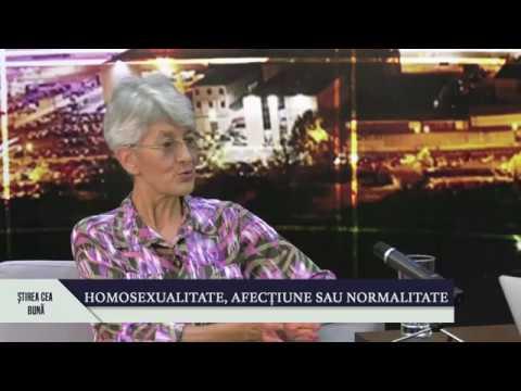 ȘTIREA CEA BUNĂ - HOMOSEXUALITATEA, AFECȚIUNE SAU NORMALITATE ? - MARGIE ANNE ISAIA