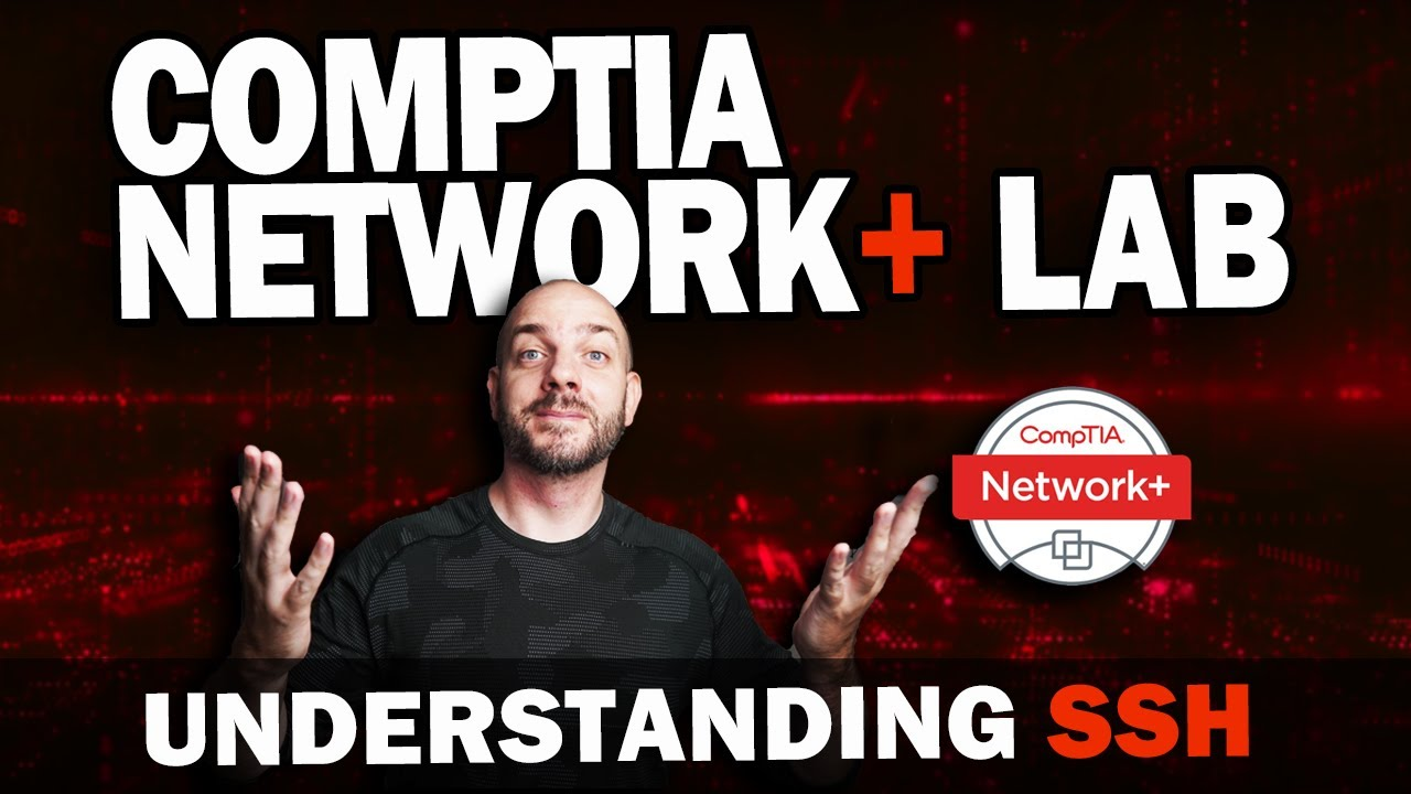 CompTIA Network+ Study Lab #1 | Understanding SSH with Cisco Packet Tracer